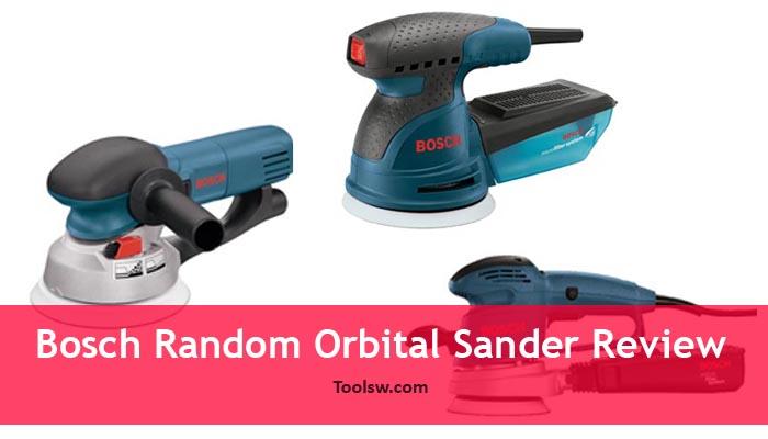 Bosch Random Orbital Sander Review