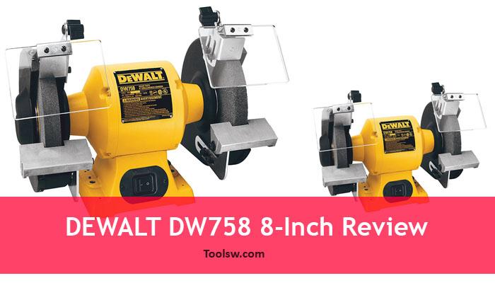 DEWALT DW756 6-Inch Bench Grinder PI