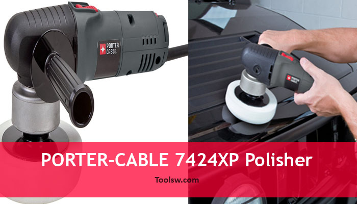 PORTER-CABLE 7424XP Variable-Speed Polisher