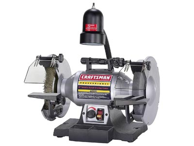 8 Inch Bench Grinders From Craftsman