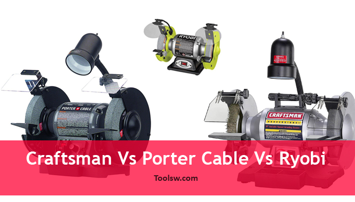 Pleasant Craftsman Vs Porter Cable Vs Ryobi Which 8 Inch Bench Machost Co Dining Chair Design Ideas Machostcouk